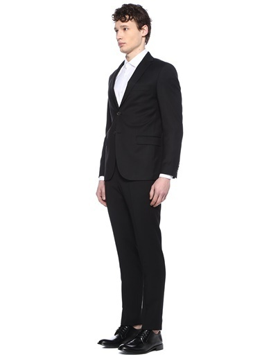Beymen Club Takım Elbise Siyah